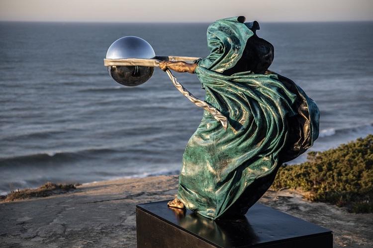 Jornal Campeão: Mostra de Estátuas Vivas regressa a Coimbra no próximo sábado