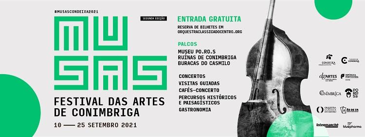 Jornal Campeão: Condeixa-a-Nova: Festival de Conímbriga regressa com concerto nas Buracas do Casmilo