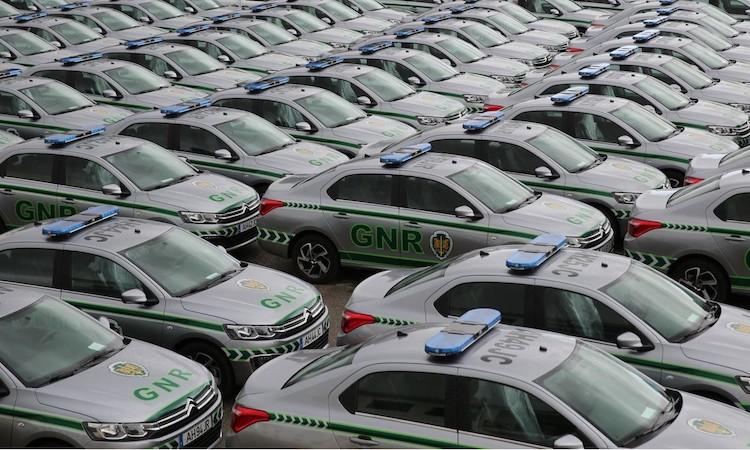 Jornal Campeão: GNR de Coimbra recebe novas viaturas