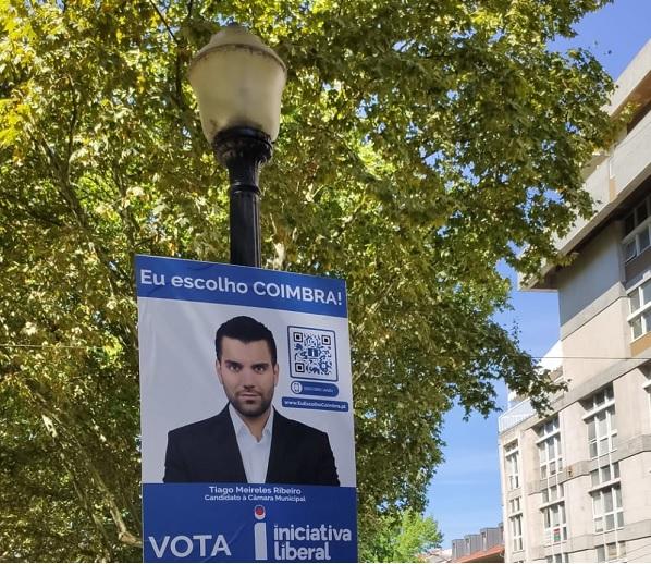 Jornal Campeão: IL quer monumentos iluminados e preservados em Coimbra