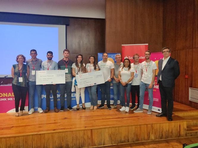 Jornal Campeão: Projecto do Politécnico de Coimbra para controlo da vespa asiática premiado