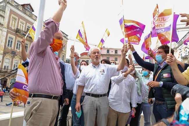 Jornal Campeão: Autárquicas: Juntos Somos Coimbra vence Câmara de Coimbra com maioria absoluta