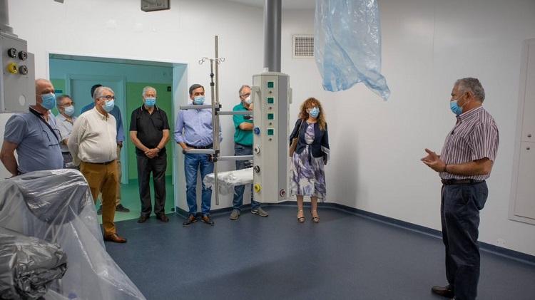 Jornal Campeão: Candidatos à Câmara e Assembleia de Miranda do Corvo visitaram Hospital Compaixão