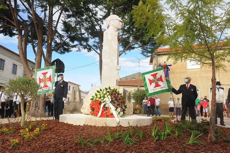 Jornal Campeão: Montemor-o-Velho: Monumento presta homenagem aos combatentes de Arazede
