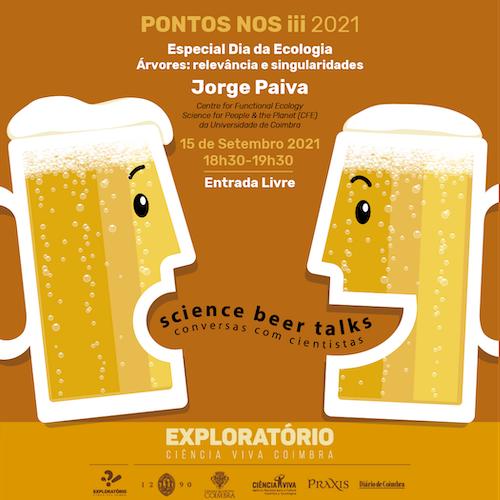 Jornal Campeão: Pontos nos iii celebra Dia da Ecologia com Jorge Paiva