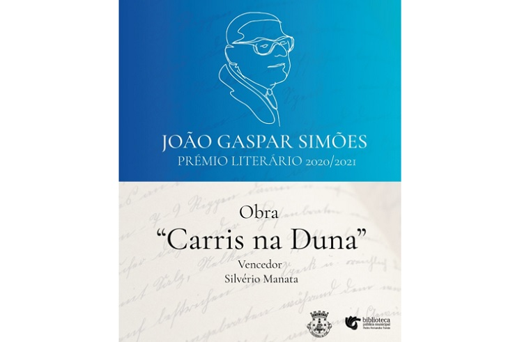 Jornal Campeão: Figueira da Foz: Obra de Silvério Manata vence Prémio Literário João Gaspar Simões