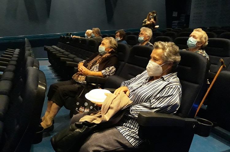 Jornal Campeão: Trilhos do Futuro promoveu sessões de cinema em Miranda do Corvo
