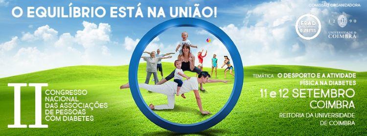 Jornal Campeão: Desporto e actividade física em destaque no II Congresso para Pessoas com Diabetes