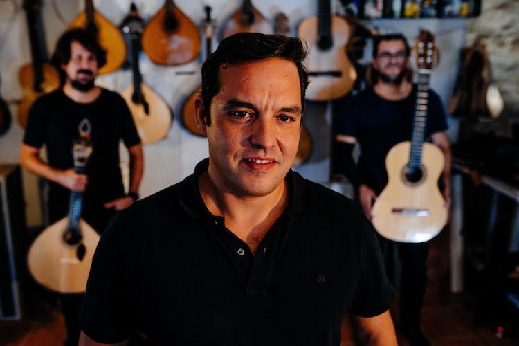 """Jornal Campeão: João Farinha apresenta concerto """"Tempo sem sombras"""" em Coimbra"""
