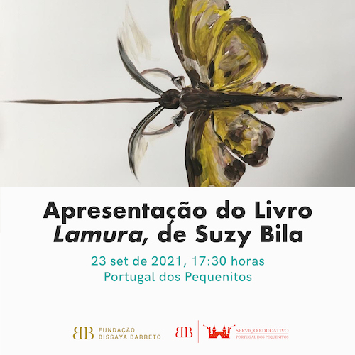 Jornal Campeão: Livro infanto-juvenil de Suzy Bila é apresentado no Portugal dos Pequenitos