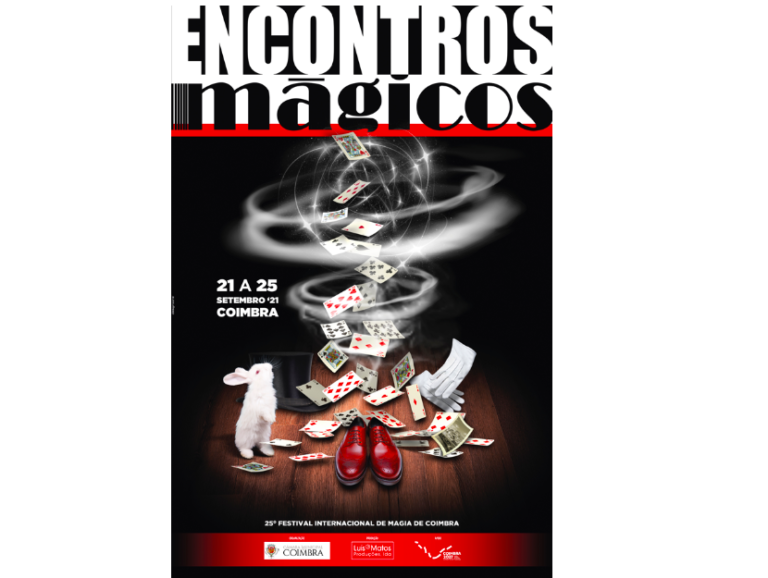 Jornal Campeão: Encontros Mágicos preenchem as ruas de Coimbra durante cinco dias