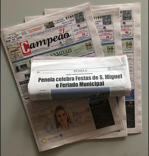 Jornal Campeão: Penela celebra Festas de S. Miguel e Feriado Municipal