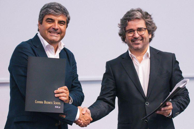 Jornal Campeão: CBS | ISCAC assina protocolo com Associação Portuguesa de Gestão de Pessoas