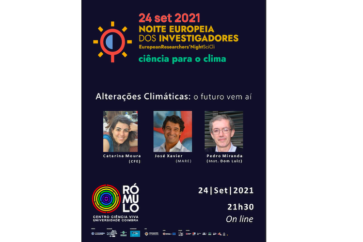"Jornal Campeão: Rómulo realiza debate sobre ""Alterações Climáticas: o futuro vem aí"""