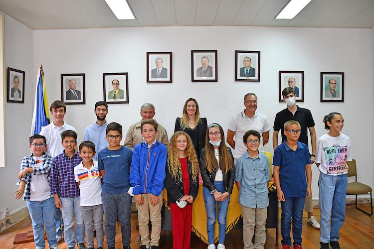 Jornal Campeão: União de Freguesias de Montemor-o-Velho e Gatões distingue melhores alunos