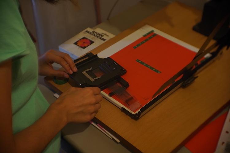 Jornal Campeão: Ateneu de Coimbra reactivou laboratório e recupera Oficinas de Fotografia Analógica