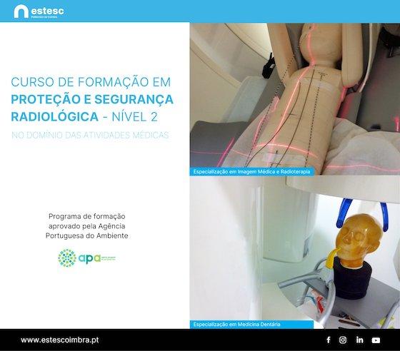 Jornal Campeão: ESTeSC-IPC lança primeiro curso em Protecção e Segurança Radiológica em Portugal