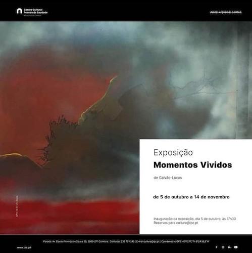 Jornal Campeão: Exposição de Galvão-Lucas no Centro Cultural do Politécnico de Coimbra