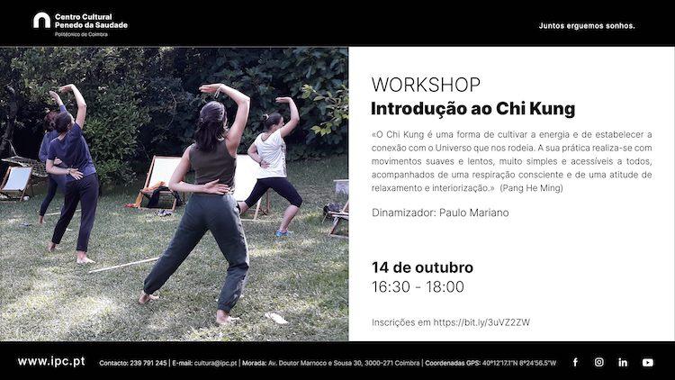 Jornal Campeão: Workshop de Chi Kung no Centro Cultural do Politécnico de Coimbra