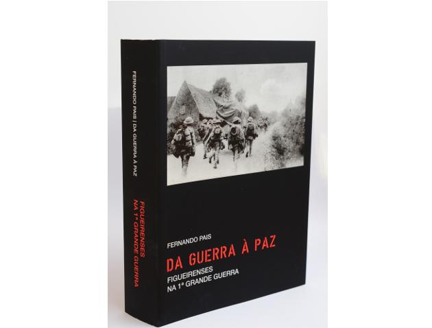 Jornal Campeão: Livro sobre presença figueirense na 1.ª Grande Guerra à venda a partir de amanhã