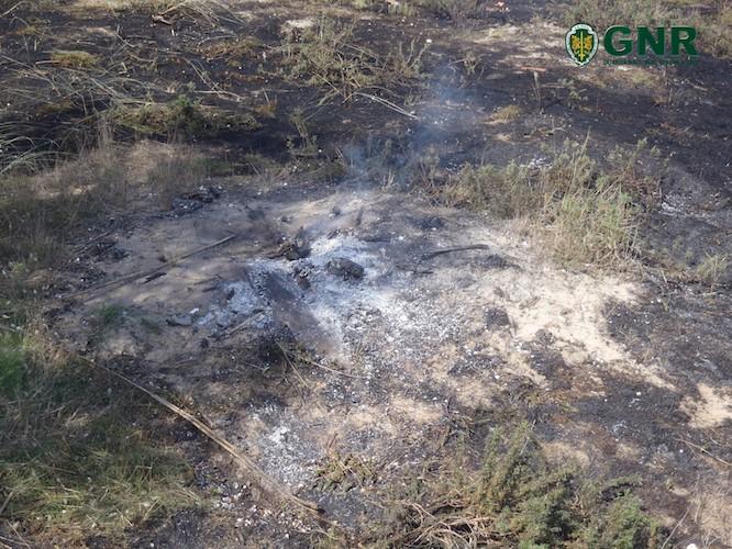 Jornal Campeão: Homem constituído arguido por incêndio agrícola em Mira