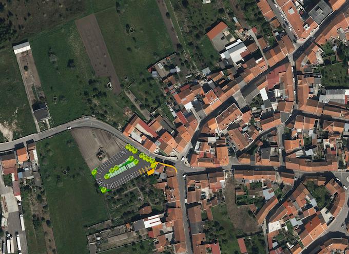 Jornal Campeão: Cantanhede vai ter novo parque de estacionamento gratuito