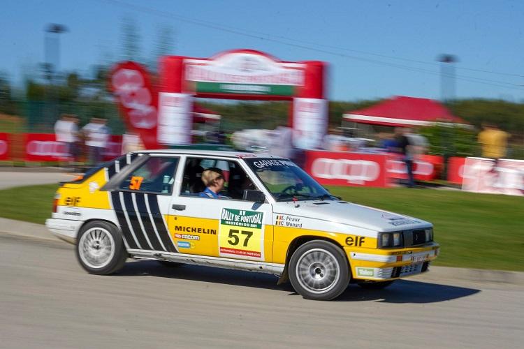 Jornal Campeão: Rally de Portugal Histórico cumpriu percurso que ligou a Figueira e Viseu