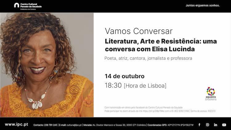 """Jornal Campeão: Ciclo """"Vamos Conversar"""" decorre no Centro Cultural Penedo da Saudade"""